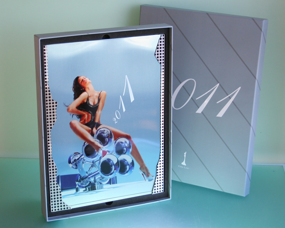 Treadstone - luxury brand packaging