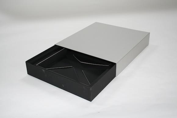 Treadstone - metal menu