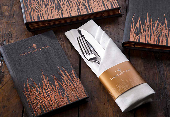 Treadstone - hospitality packaging